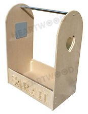 SALE:Dressing up stand with heart mirror 700mm high/Hanging rail/6 Free letters