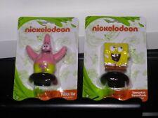 SpongeBob & Patrick Nickelodeon™ Figurines Cake Toppers NIP