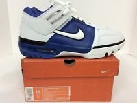 ea2a26ee2dad Nike Mens Air Zoom Generation Low size 10 LeBron James Style  308573-112