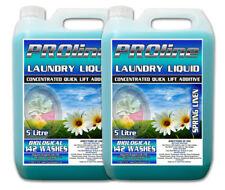 Premium Bio Laundry Liquid Spring Linen X2 (284 WASHES) 2x 5 ltr