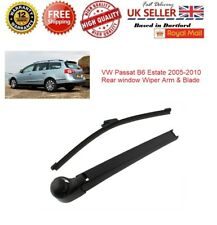 VW PASSAT B6 ESTATE COMBI 2005-2010 REAR WIPER ARM & BLADE WINDSCREEN NEW