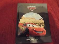 "Disney Pixar 'The's of Cars World ""LETTURA-Lungo STORIA"" 2009"