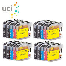20 Ink Cartridge for Brother LC223 DCP-J562DW MFC-J480DW J480DW J680DW J880DW