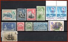 Bermuda Assorted 12 Stamps - 11 Different