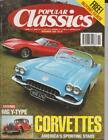 POPULAR CLASSICS NOVEMBER 1993 EType Stag Anglia Cadillac Corvettes MG Y Type