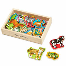 Wooden Animal Magnets - 10475 - NEW!