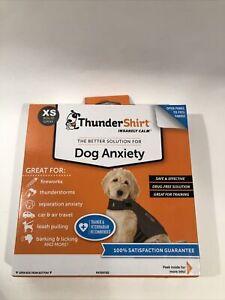 ThunderShirt Insanely Calm Dog Anxiety Jacket Vet, Solid Gray, Size Extra Small