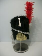 French Napoleonic Grenadier of the old guard bearskin cap
