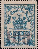 AUTRICHE / AUSTRIA / ÖSTERREICH - Stadt-Gemeinde-Baden 100 / 5 KR Revenue Stamp