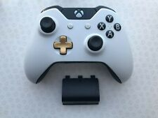 Official Xbox One Lunar White Gold Limited Edition Wireless Controller - GC
