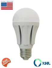 2x ZHL LED 7 Watt A19 LED Bulb Daylight White 50W Incandescent Replacement