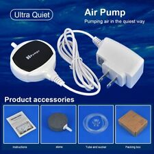 Mylivell Quietest Aquarium Air Pump,Silent,EnergySaving up to 40gallon Fish Tank