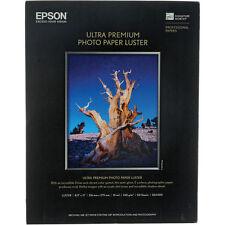 100 Sheets Epson S041405 Premium Ultra Luster Photo for Inkjet (lot of 2 x50)