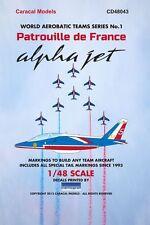 CARACAL 1/48 Scouting de France Dassault-Dornier Alpha Jet # 48043