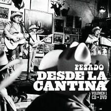 FREE US SHIP. on ANY 2 CDs! NEW CD Grupo Pesado: Desde La Cantina, Vol. 1