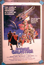1978 Battlestar Galactica Original 1-Sheet Movie Poster