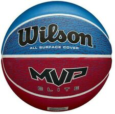SIZE 7 or Size 5 Wilson Basketball - Red / Blue FREE P & P -