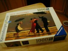 Ravensburger 1000 Piece # 192151 Jack Vettriano Sealed Puzzle 27 by 20