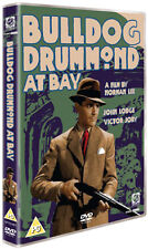 BULLDOG DRUMMOND AT BAY - DVD - REGION 2 UK
