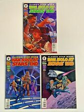 Dark Horse STAR WARS Han Solo at Stars' End complete set #1-3 Classic  NM