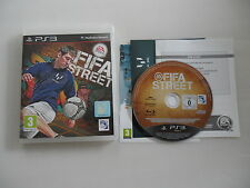 Fifa Street (PAL) Playstation 3 PS3 Sony Complete OVP CIB