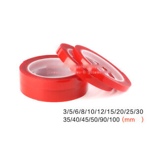 3MM-100MM 3meter double-sided viscosity transparent adhesive strong Acrylic tape