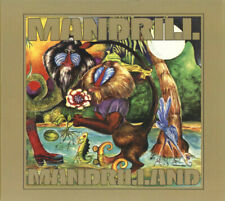 Mandrill - Mandrilland ( AUDIO CD in JEWEL CASE )