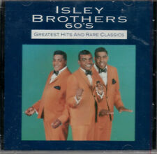 Isley Brothers 60's Greatest Hits & Rare Classics Motown CD 1991 Twist & Shout