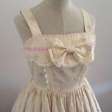 BABY,THE STARS SHINE BRIGHT BTSSB Jumper Dress Made In Japan Usakumya #12237