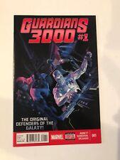 Guardians 3000  #1 (Marvel; Dec, 2014) - The Original Defenders of the Galaxy