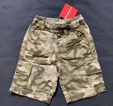 hanna andersson 100 Camo Shorts