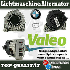 BMW 1 2 Coupe 3 4 X5 220A Lichtmaschine Generator Alternator Original Valeo!!