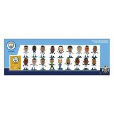 Manchester City 2019-20 Soccerstarz 13 Jugador Equipo Set 2' Mini Figura Limitada