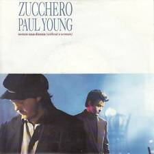 Zucchero Feat. Paul Young - Senza Una Donna/Mama (Vinyl-Single 1991) !!!