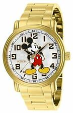 Invicta Men's 27393 Disney Limited Edition Quartz 3 Hand White Dial Watch