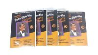 The Best Of The Dean Martin Variety Show Dvd Lot: Volume 5, 6, 7, 8, 9 NEW!
