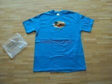 Original Supreme NYC Chicken Dinner TEE T-Shirt NAS Shirt Box Logo Gr.: L NEU