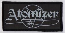 ATOMIZER PATCH / SPEED-THRASH-BLACK-DEATH METAL
