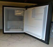 Frostbite Zero Degrees Mini Fridge With Icebox 49ltr Black