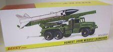 Repro box DINKY Nº 665 Honest John missilie lanceur