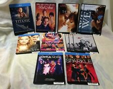 12 Movie Backer Cards; Romantic, Entertainment, Musical, Award Winners Lot 012