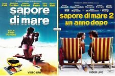 Dvd Sapore Di Mare: Sapore di Mare + Sapore di Mare 2 - Un Anno Dop (2 Film Dvd)