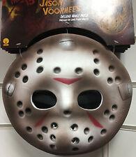 Jason Voorhees Friday The 13th Espuma Hockey Máscara Halloween Elaborado Vestido 4170