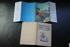Ladybird ser 413 Tootles the Taxi Dust Jacket DJ 2'6 net Rare