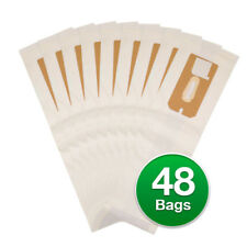 Replacement PK800025 Type C Vacuum Bags for Oreck XL2100RHS - 48 Count