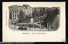BELGIE 39.-BRUXELLES -Place du Petit Sablon