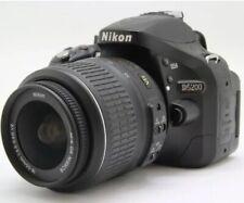 Nikon D D5200 24.1MP Digital SLR Camera - Black w. AF-S DX G VR 18-55mm *superb