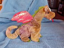 Ty Beanie Baby Scorch the Dragon Near Mint Condition
