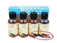 NEW Genuine Rainbow Rainmate VANILLA Fragrance Scent Air Freshener (Pack of 4)