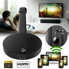 Para Chromecast 4th generación transmisor de medios digitales de vídeo HDMI Android IOS